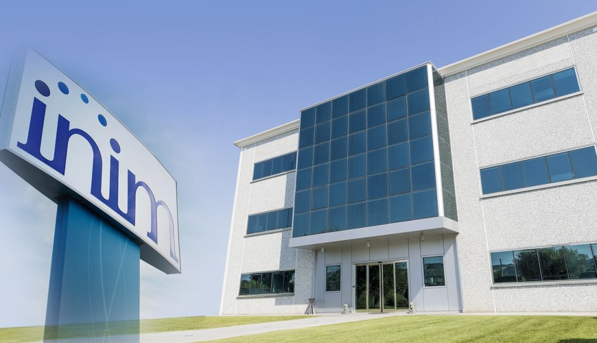 GET TO KNOW INIM ELECTRONICS. A NAME TO REMEMBER IN PROGRESSIVE INTRUSION TECHNOLOGY